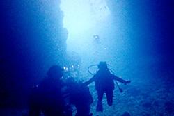 青の洞窟ツアーイメージ