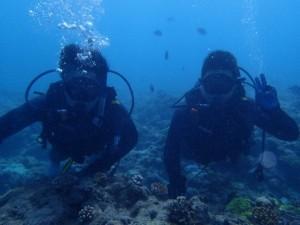 9月20日ケラマ無人島海水浴ツアー