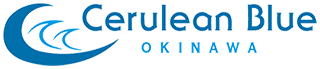 세루리안 블루 로고