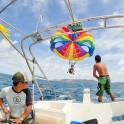 海上拖曳傘4