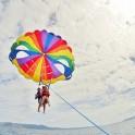 海上拖曳傘2