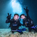 青の洞窟体験ダイビング1