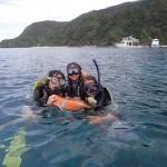 8月5日ケラマ無人島海水浴ツアー